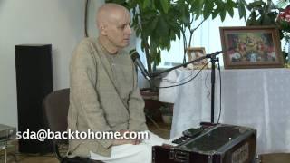 2011.10.14. SB 1.2.16 HG Sankarshan Das Adhikari - Klaipeda, Lithuania