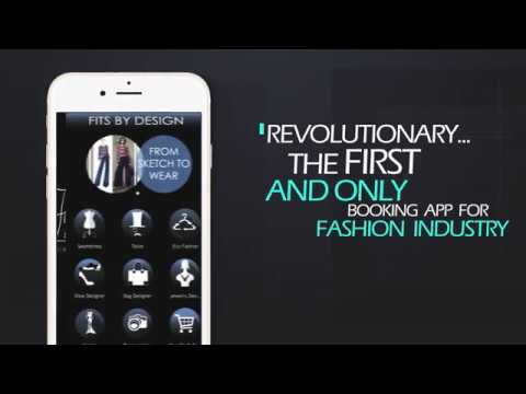 The First Fashion Designer Book App