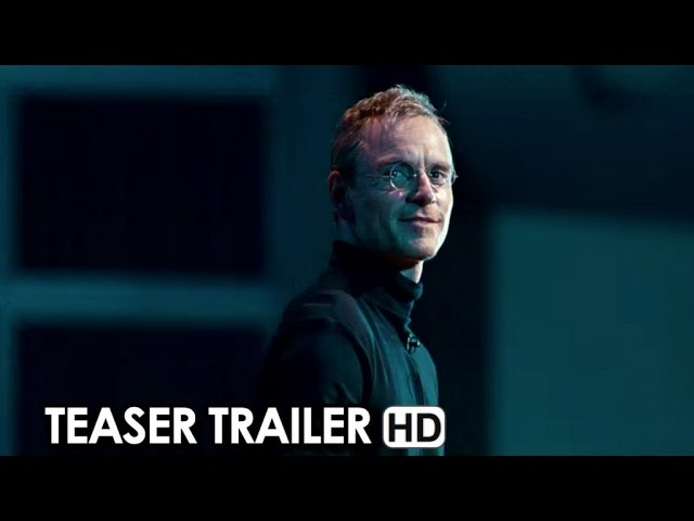 Steve Jobs Teaser Trailer Sottotitoli in italiano (2016) - Michael Fassbender Movie HD