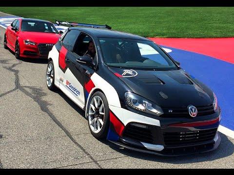 """470 HP APR """"MaxR""""  MK6 Golf R - (Track) One Take"""