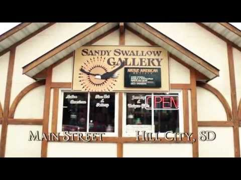 Sandy Swallow Gallery - Hill City, SD