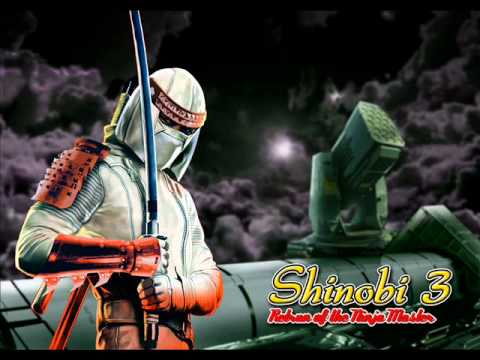 Shinobi 3 Solitary Ninja Remix