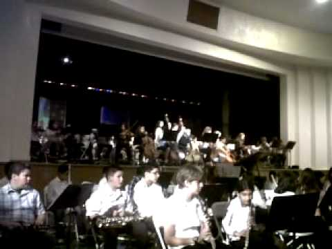 jingle bells mt. gleason middle school strings/lynn parsons