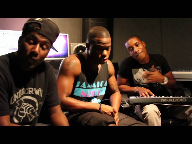 A special message from Ludacris' new R&B Group Untitl3d to Sandrarose.com