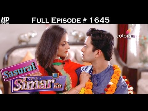 Sasural Simar Ka - 2nd November 2016 - ससुराल सिमर का - Full Episode (HD) thumbnail