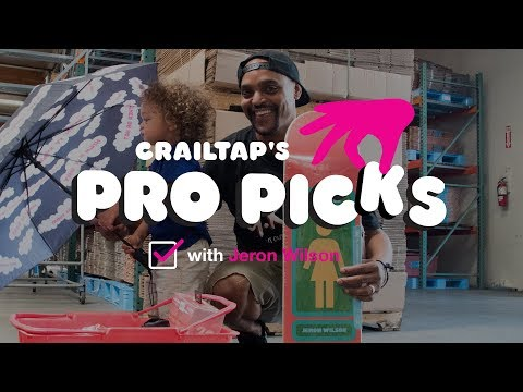 Jeron Wilson | Crailtap Pro Picks