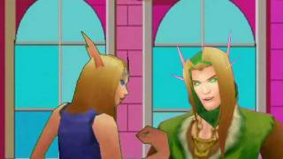 Link (Zelda) - Faces of Evil intro WoW version (Youtube Poop Machinima)
