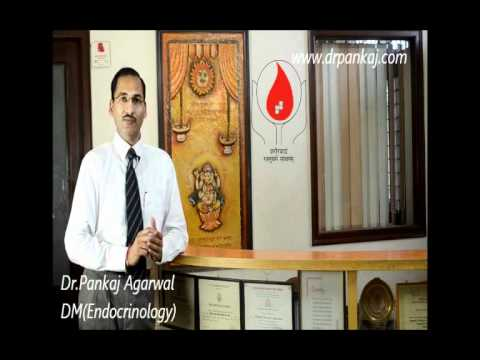 DR.PANKAJ AGARWAL IDEAL  FOOD FOR DIABETICS IN HINDI