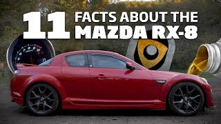 11 Facts About The Mazda RX-8 Every Petrolhead Should Know