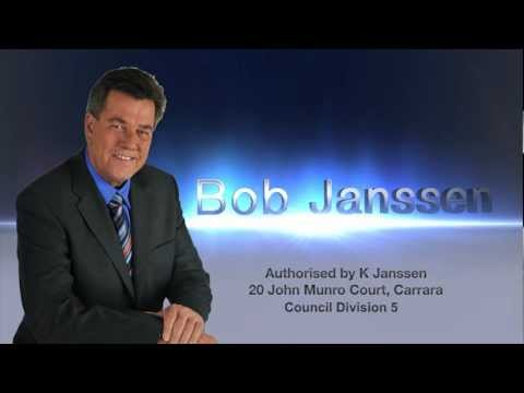 Bob Janssen – on the Big Screen