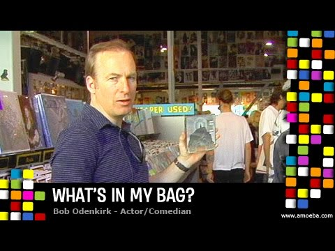 Bob Odenkirk - What's In My Bag?
