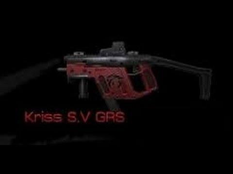 Kriss SV GRS By ๏พระsาม๛เจ็Uตู๑