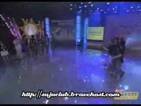 Suju[[superjunior]] Dance Battle Sina video