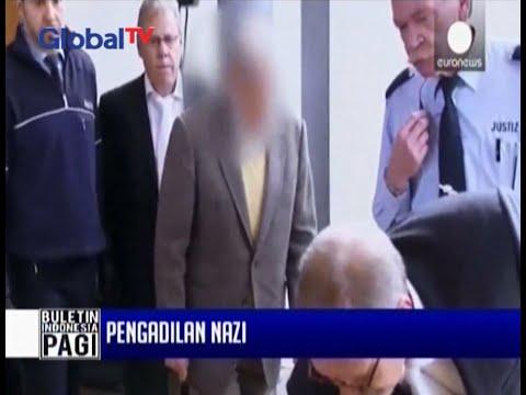 Mantan anggota SS Nazi penjaga di kamp kematian di Auschwitz akan diadili - BIP 12/02