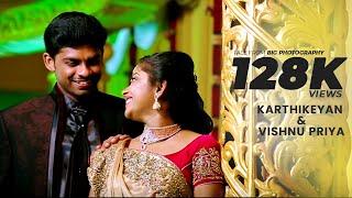 Kongu Wedding Karthikeyan Vishnu Priya - Big Photography