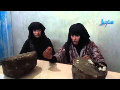 فيديو: القبض على خلية ارهابية نسائية في مأرب