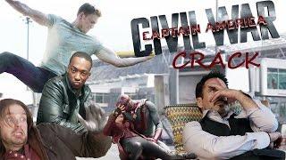 Crack!vid - Captain America: Civil War