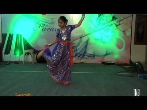 Nagada Sang Dhol Baaje (ramleela - 2013)  - Solo Dance By Sneha video