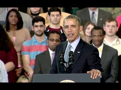 President Obama Speaks on Raising the Minimum Wage