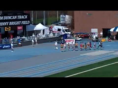 2013 Drake 1500m
