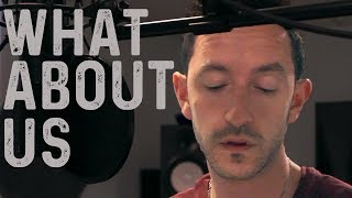 Download Lagu Pink - What About Us cover by Matt Beilis Gratis STAFABAND