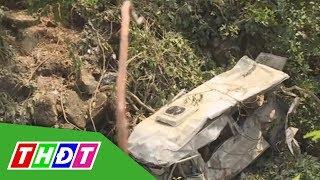 Xác định nguyên nhân vụ tai nạn giao thông thảm khốc ở Lai Châu | THDT