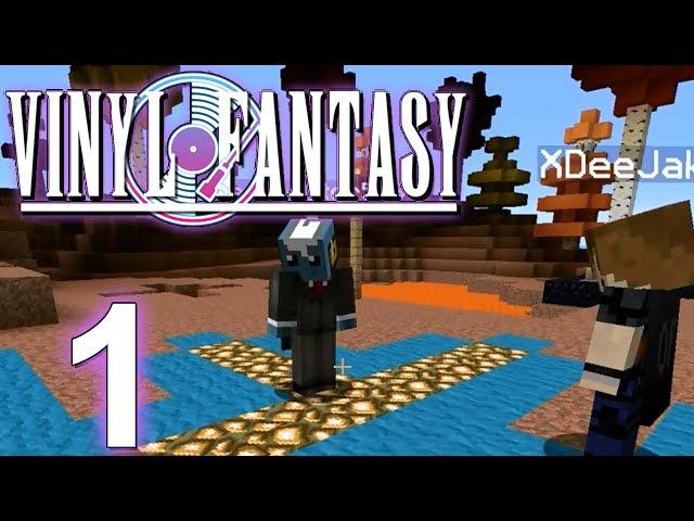 Minecraft: Vinyl Fantasy - Episode 1 - Girly Screams