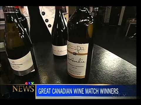 Canadian Wine Award Winners
