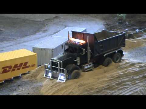 Rc Truck (Trf Durup 01-10-2011 trucks)