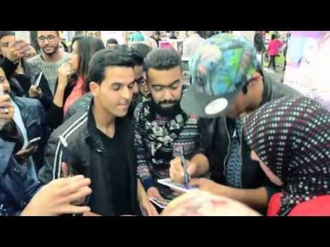 Ahmed Soultan Carrefour Market Meknès Plaisance Session Dédicace