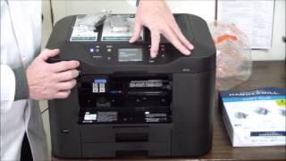 Canon MAXIFY MB2320 Unboxing & Setup