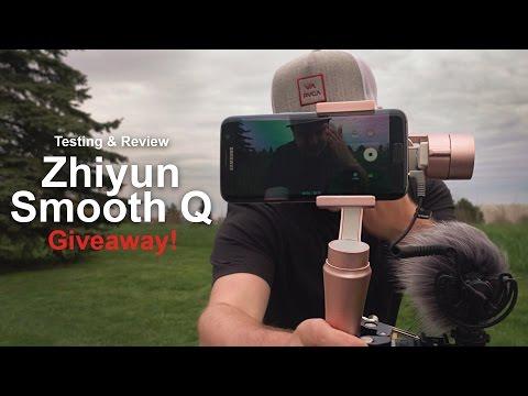 Zhiyun Smooth Q  Review in 4k