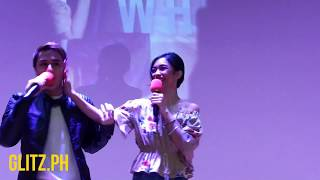 MayWard in Taiwan duet