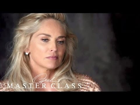 "Sharon Stone on Surviving Her Brain Aneurism: ""I Was Burned to the Ground"" - Master Class - OWN"