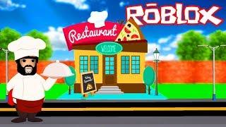 Kendi Restaurantımız Açıyoruz 🇹🇷 Restaurant Tycoon 🇹🇷 Roblox Türkçe