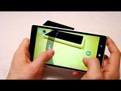 Videoarvostelu: Nokia Lumia 1520