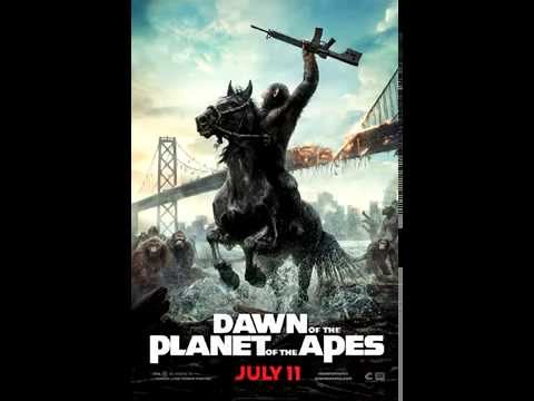 Dawn of the Planet of the Apes Trailer Soundtrack - Where It Ends