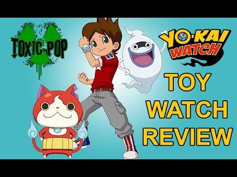 Yo Kai Watch Toy Watch   Tyler Voltz Review