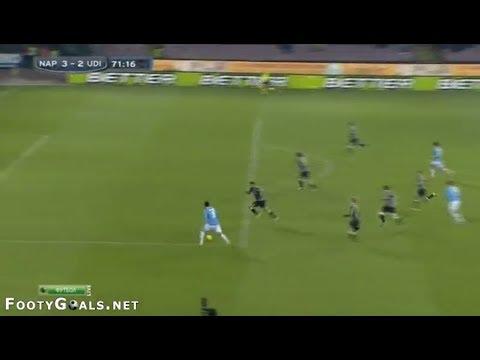 Napoli vs Udinese 3-3 | All Goals & Highlights | Serie A | Pandev, Fernandez Gol | 7.12.2013