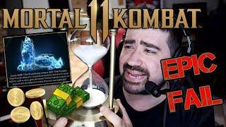 Mortal Kombat 11's Grindy Mobile Tactics - Angry Rant!