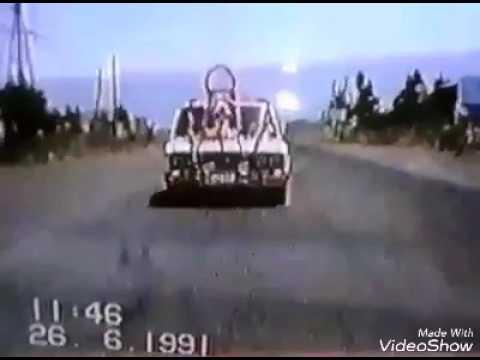 Füzuli şəhəri 1991 ci il
