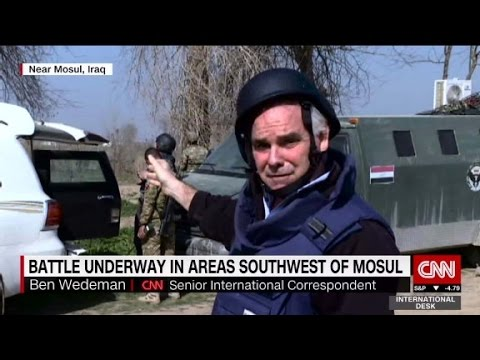 Inside the battle for Mosul