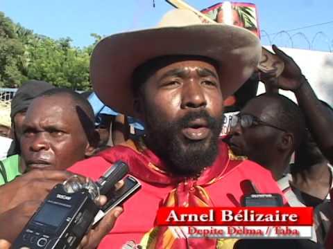 Des milliers de manifestants samedi dernier à Port-au-Prince et au Cap-Haitien pour réclamer une fois de plus le départ du pouvoir Tèt Kale. A Port-au-Prince...