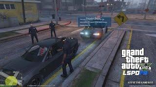 GTA 5 - LSPDFR - EPiSODE 41 - LET'S BE COPS - K9 PATROL - JERRY LEE (GTA 5 PC POLICE MODS)