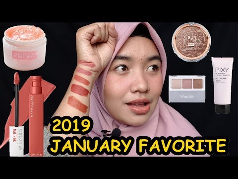 January Favorite 2019 Maybelline Superstay Matte Ink City Edition