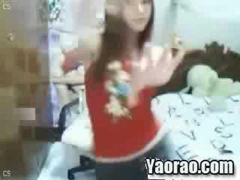 Webcam dance tube