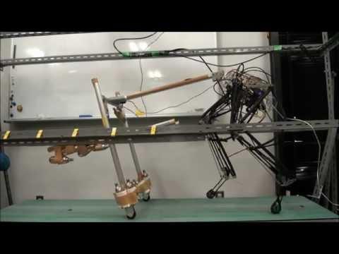 Pneupard: A cheetah robot with artificial muscles