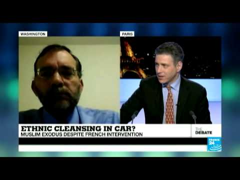 Ethnic Cleansing in CAR? Muslim Exodus Despite French Intervention (part 2) - #F24Debate