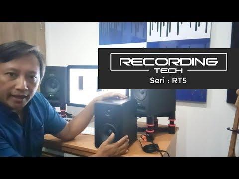 Speaker Flat Ekonomis untuk Home Studio, Ini Unit Pertama yang Ada di Indonesia ! Unboxing+Overview
