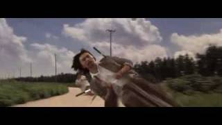 Stephen Chow - Kung Fu Hustle - Throw Knife Scene